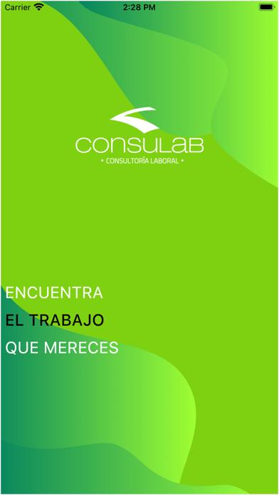 Consulab screenshot 1