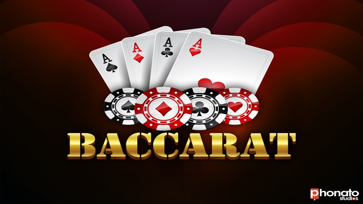 Baccarat - Casino Style screenshot-4
