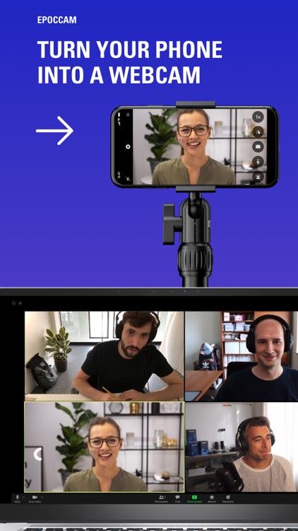 EpocCam Webcamera for Computer screenshot-0