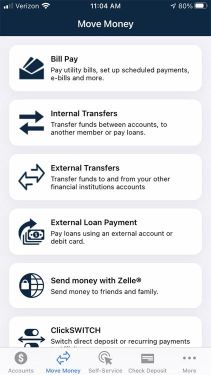Affinity Federal Credit Union screenshot-4