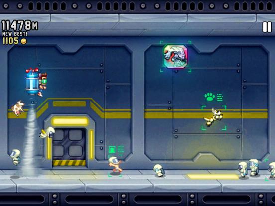 Jetpack Joyride+ screenshot 7