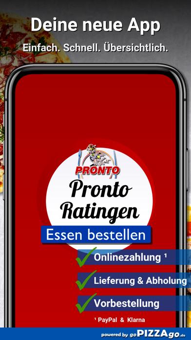 Pronto Pizza Ratingen screenshot 1