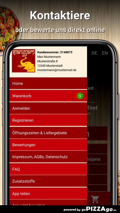 Sangam München screenshot 3