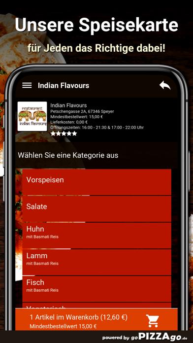 Indian Flavours Speyer screenshot 4