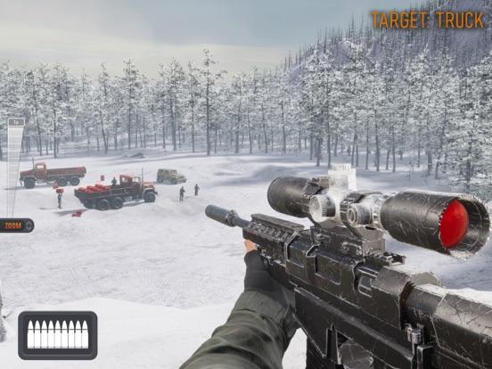 スナイパー3Dシューティング戦ゲーム(Sniper 3D)のおすすめ画像1