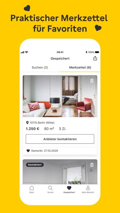 immowelt - ImmobiliensucheScreenshot von 5