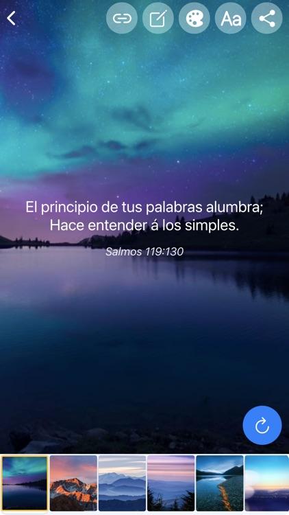 Biblia - Reina Valera screenshot-4