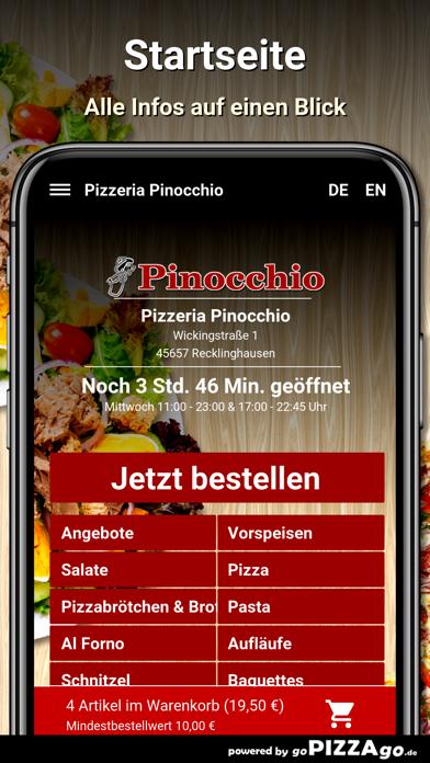 Pinocchio Recklinghausen screenshot 3