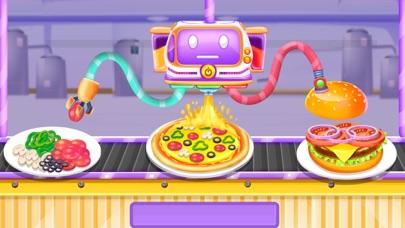 ピザ メーカー ショップ 調理 ゲーム紹介画像2