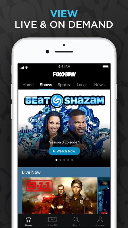 FOX NOW: Watch TV & Sports screenshot-6