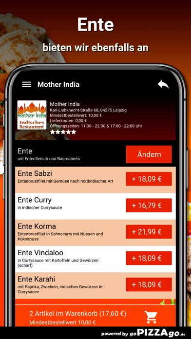 Mother India Leipzig screenshot 6