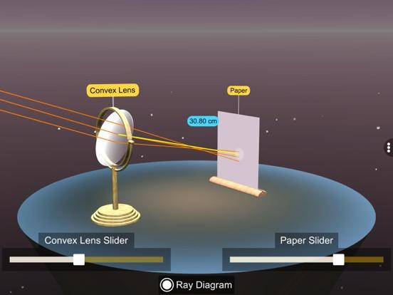 Convex Lens Properties screenshot 13