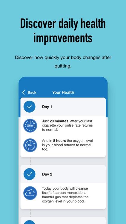 NHS Quit Smoking screenshot-6