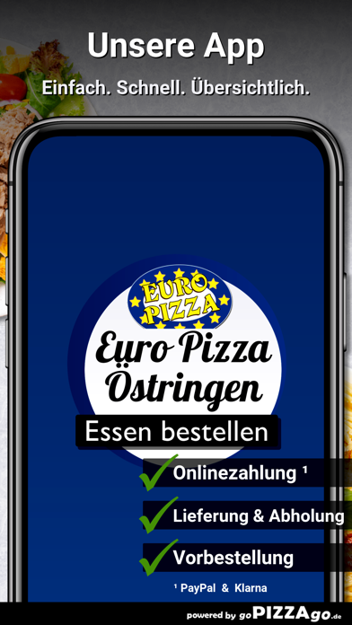 Euro Pizza Östringen screenshot 1