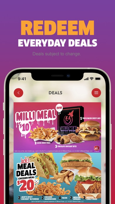 Download Jack in the Box® Order App for Android