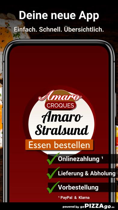 Amaro Croques Stralsund screenshot 1