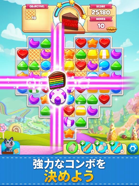 Cookie Jam:マッチ3ゲーム (Match 3)のおすすめ画像5