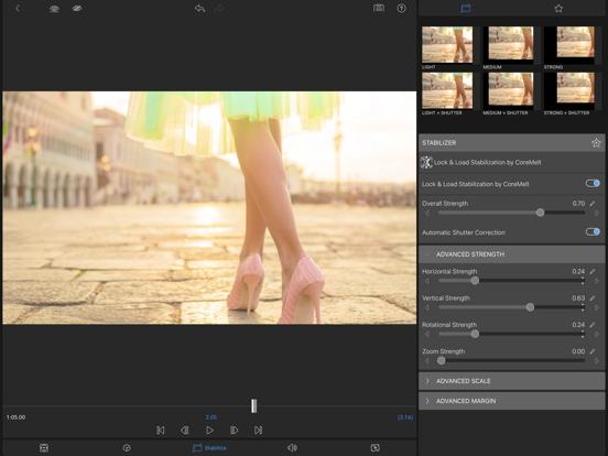 LumaFusion Screenshots