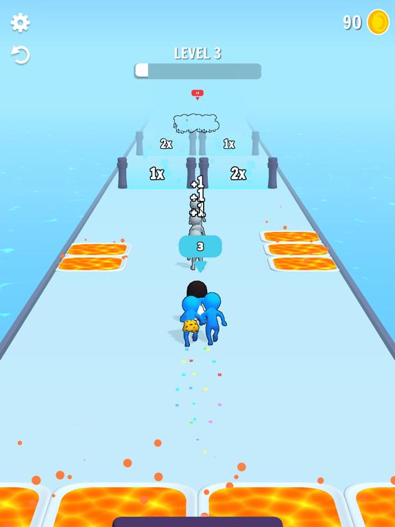 Crowd Fight 3D screenshot 6