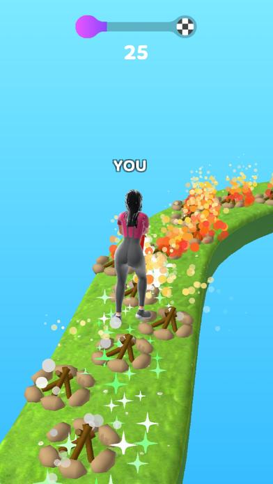 Beauty Race! screenshot 5