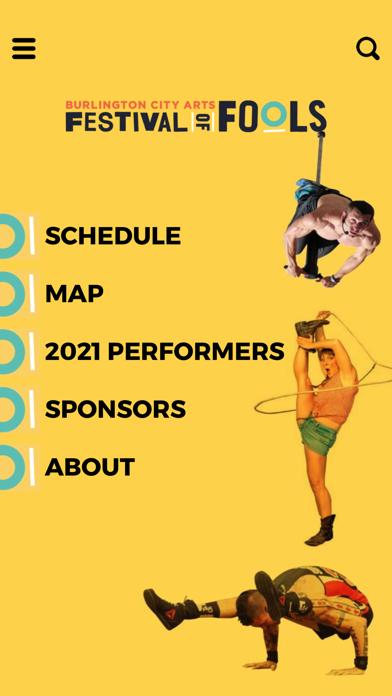 Burlington City Arts Events screenshot 1