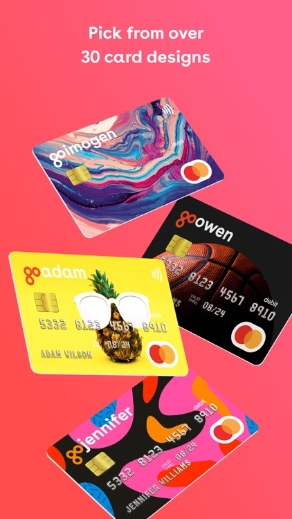 GoHenry: Kids Debit Card & App screenshot-8