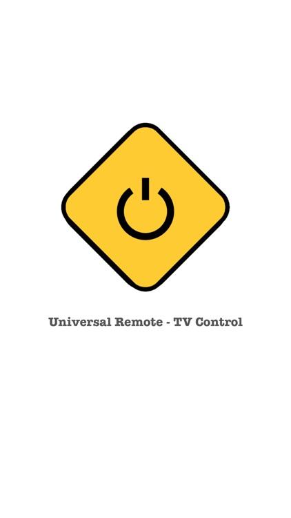 Universal Remote: TV Control screenshot-5
