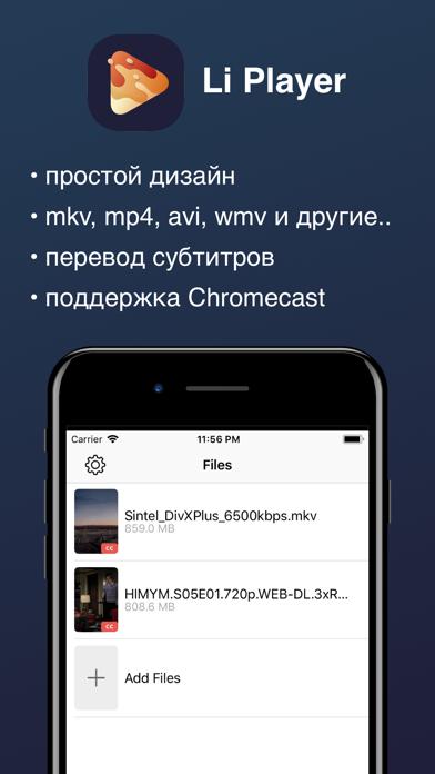 Скриншот №1 к Liquid Player