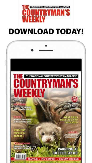 Countryman's Weekly MagazineScreenshot of 1