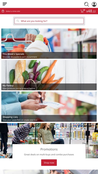 Grocery Advantage screenshot 1