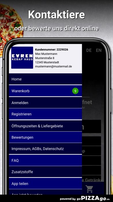 Evren Kebap Haus Sindelfingen screenshot 3
