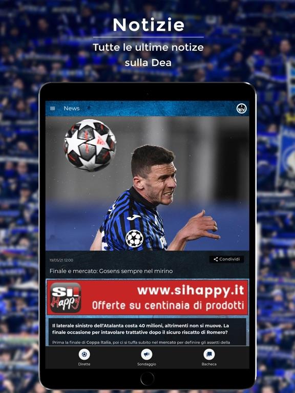 CalcioAtalanta screenshot 6