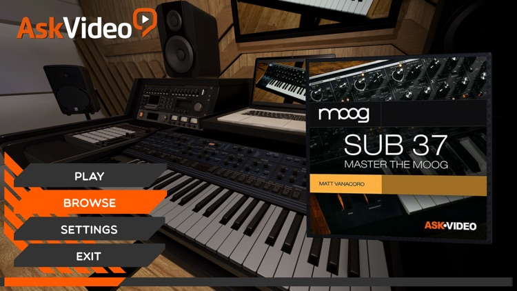 Guide For Moog Sub 37 Synth