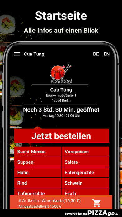 Cua Tung Berlin screenshot 2