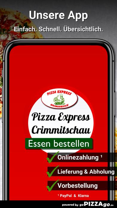 Pizza-Express Crimmitschau screenshot 1
