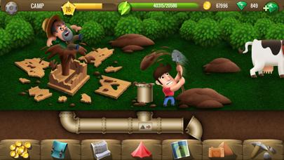Diggy's Adventure: パズルゲームのおすすめ画像2