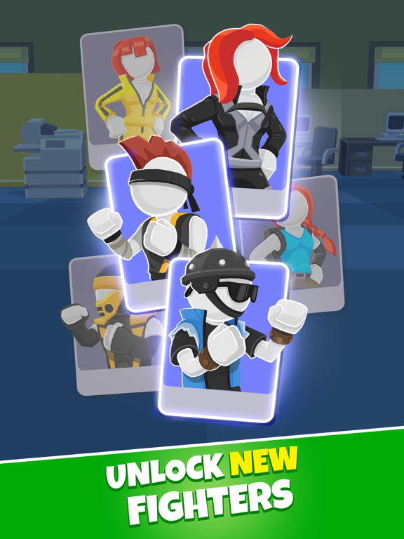 Match Hit - Puzzle Fighter screenshot 11