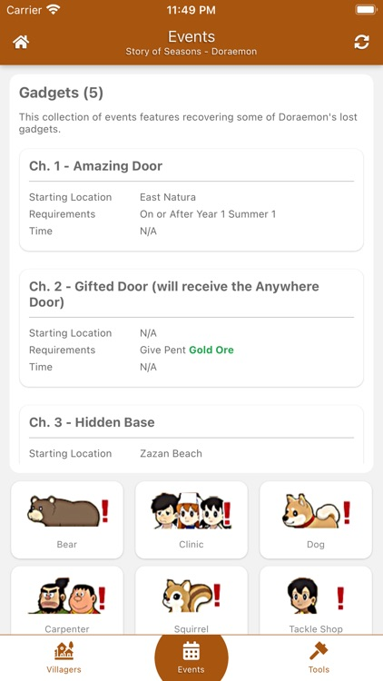 Pocket Guide - Dor screenshot-7
