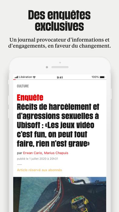Libération: Info et Actualitésのおすすめ画像1