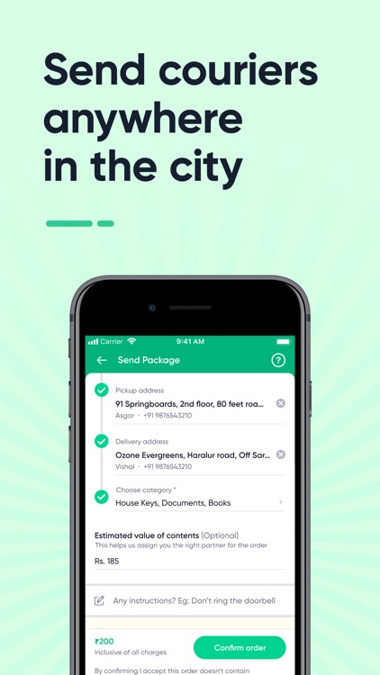 Dunzo: Grocery Delivery App screenshot-9