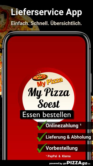 My Pizza-Soest screenshot 1