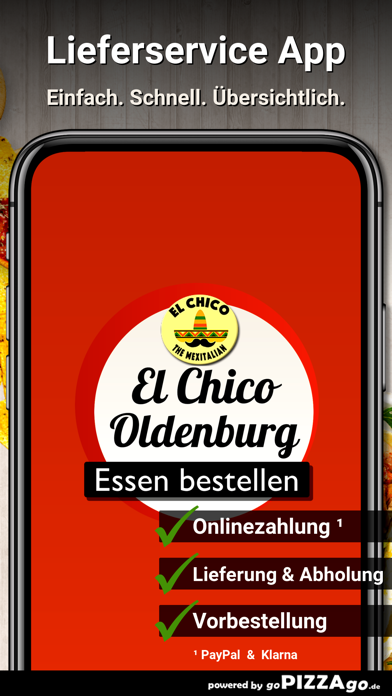 El Chico Oldenburg screenshot 2
