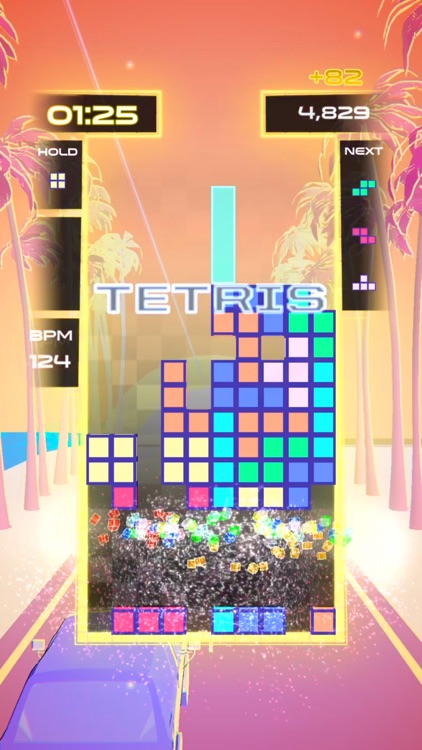 Tetris® Beat screenshot-3