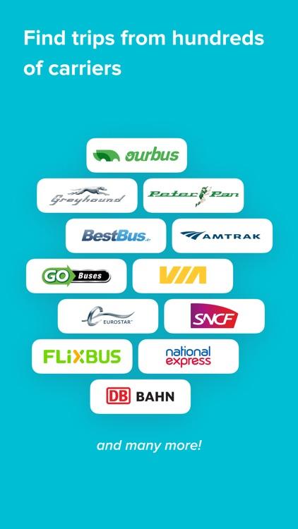 Wanderu: Bus & Train Tickets