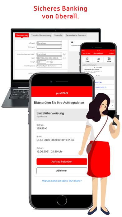 S-pushTAN für iPhone und iPadScreenshot von 1