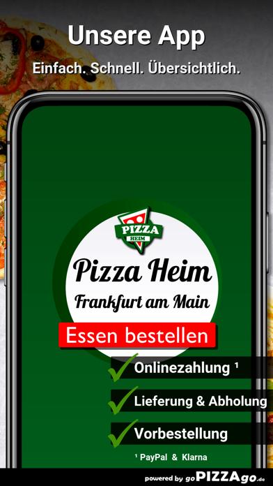 Pizza Heim Frankfurt am Main screenshot 1