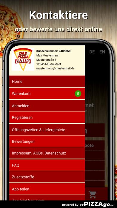 Das Pizza Haus Augsburg screenshot 3