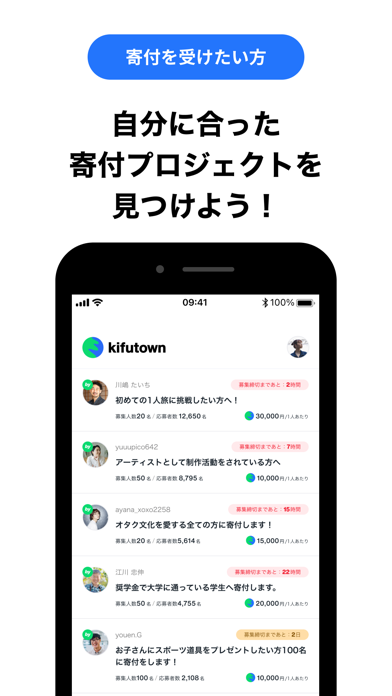 kifutownのおすすめ画像4