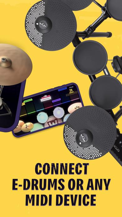 Drum is a game : WeGroove screenshot 8