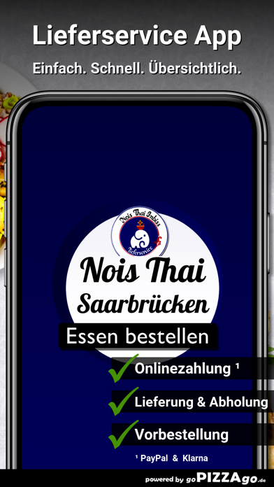 Nois Thai Imbiss Saarbrücken screenshot 1
